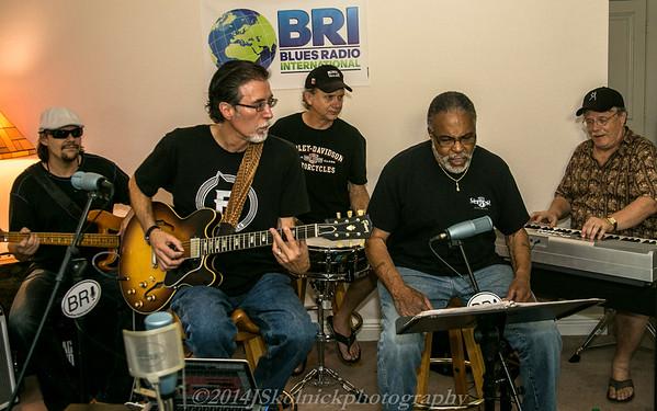 8/10/14 Andy T /Nick Nixon Band BRI Interview