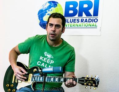 8/21/14 Albert Castiglia BRI Interview