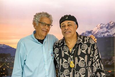Billy Branch with Jesse Finkelstein Blues Radio International at Lucerne Blues Festival 11.13 -15 2019 jskolnickphotography
