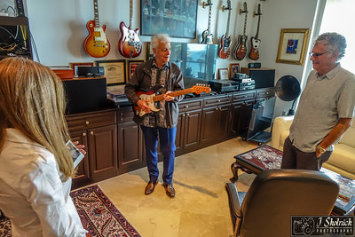 Doug MacLeod at BRI Studio  7/6/18
