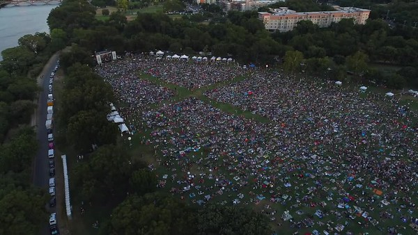 Blues on the Green 2018