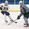 Jordan Schmaltz one on one with Vladimir Tarasenko