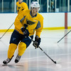 July5,2016 - Hazelwood - MO, Unites States of America. St Louis Blues Prospect Dmitrii Sergeev during St. Louis Blues 2016 Prospect Camp at Ice Zone