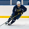 July5,2016 - Hazelwood - MO, Unites States of America. St Louis Blues Prospect Adam Musil (71) during St. Louis Blues 2016 Prospect Camp at Ice Zone