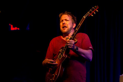 Devon Allman - with Tab Benoit Iridium NYC March 2011