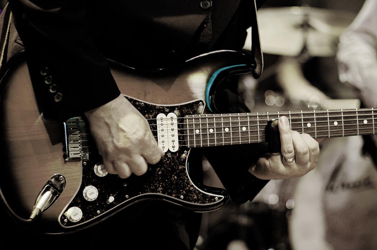 Martin Barre & Band in der Bluesgarage