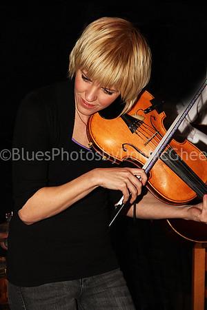 Rebecca Dawkins Nouveaux Honkies band http://tnhband.com/