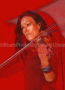 Randi Fishenfeld BlueFire Band