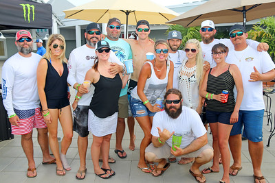 Day 3 Dante's Pool Party