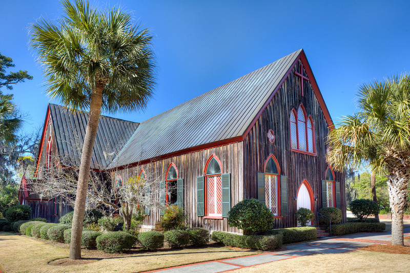 Photo of The Church Of The Cross in Bluffton, SC