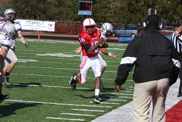 Varsity Football vs Hanover 10/28/11