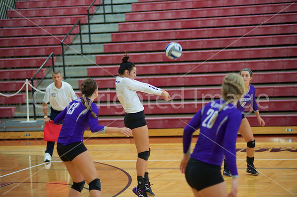 Bluffton Volleyball 092615 Rose-Huylman