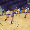 Bluffton Volleyball 093015 Earlham