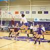 Bluffton Volleyball 093015 Earlham