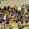 Bluffton Volleyball 102115 Manchester