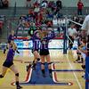Bluffton Volleyball 102415 Hanover