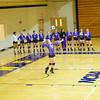 Bluffton Volleyball 102815 Mt St Joseph