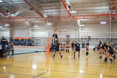 Spring 2017 Bluffton Volleyball 040817