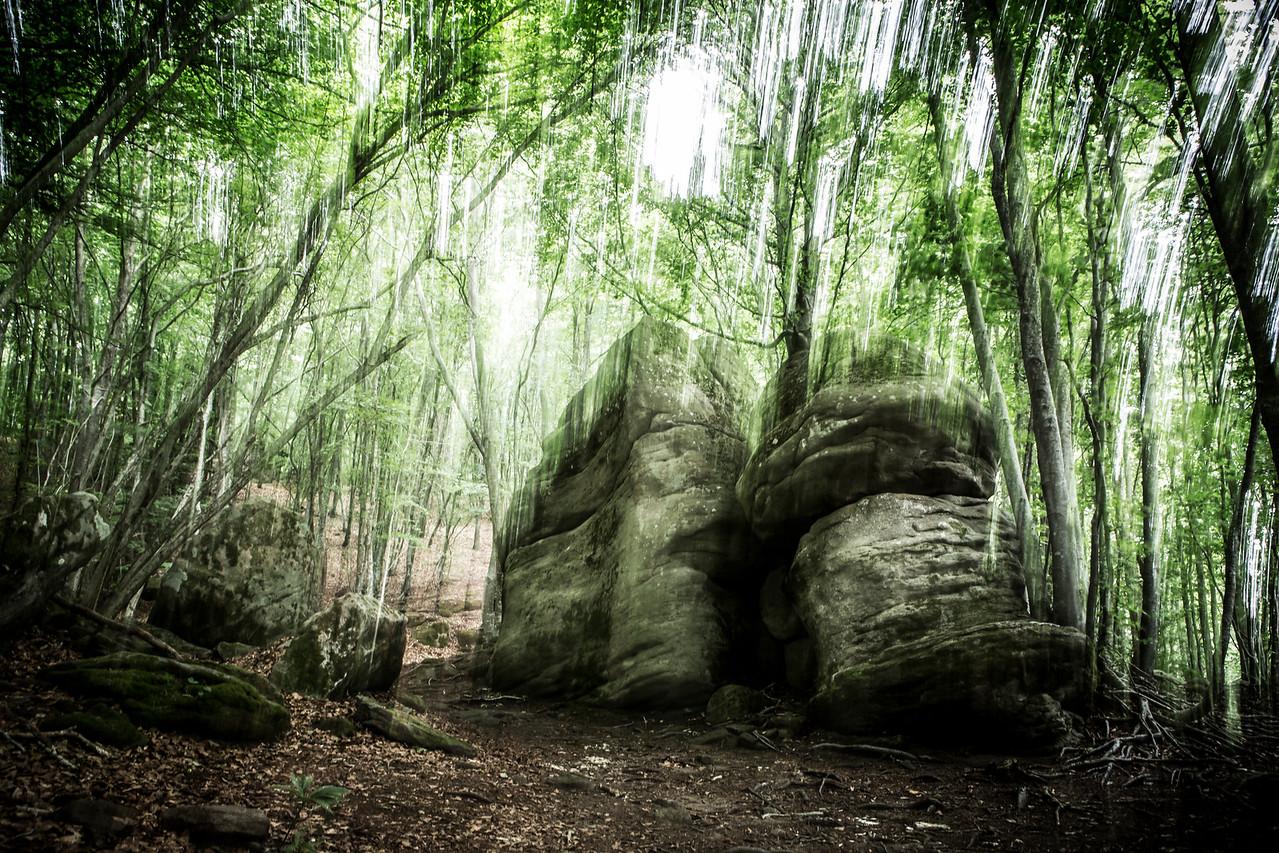 Fertile Soil (Enchanted Rocks, Catalonia)