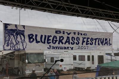 Blythe Bluegrass Festival 2017