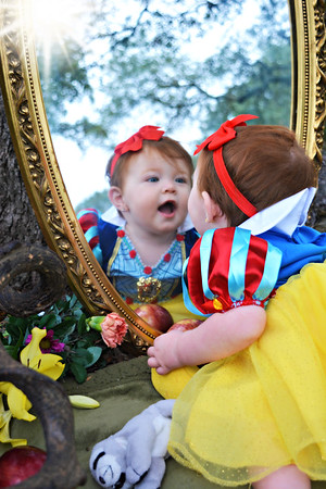 Blyth's Snow White Birthday shoot 2017