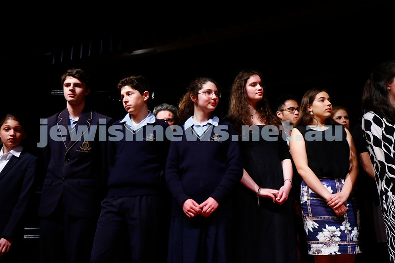 18-9-16. B'nai B'rith Youth Music Eisteddfod.  Photo: Peter Haskin