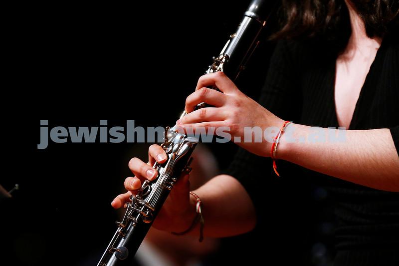 18-9-16. B'nai B'rith Youth Music Eisteddfod. Lily Tamir-Regev. Photo: Peter Haskin