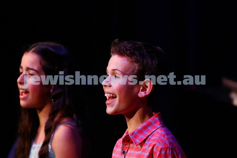 6-9-15. B'nai B'rith Jewish Youth Music Eisteddfod. Michelle Iskhakbaev, Anton Pokryshevsky. Finals Concert 2015. Photo: Peter Haskin