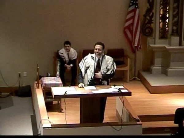 Introduction: Joshua Samuel Aaron Bar Mitzvah