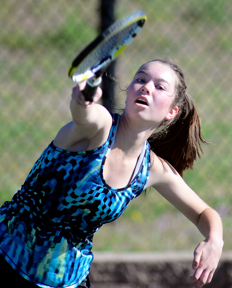High School Regional Tennis