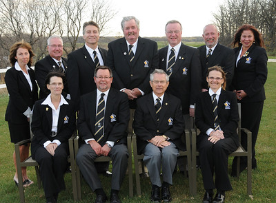 2011 - 2012 Board Southwood Golf & Country Club