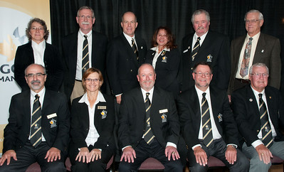 2013 - 2014 Board Rossmere Country Club