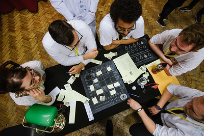 Megagame Bring Them Home Shut Up & Sit Down  Quintin Smith  Ben Broomfield Photography An experienced photographer, specialising in event, reportage and environmental portraiture.  www.benbroomfield.com