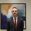 Michael Massey, new assistant principal at Hurst Junior High.