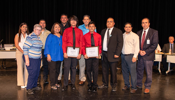 Board Recognition May 2018