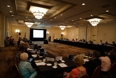 Board of Directors Meeting - Forsyth - August 2016
