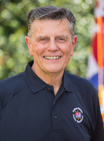 VC Robert C Miller SN casual flag