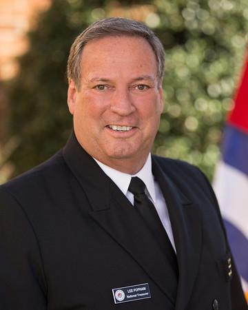 Lee Popham National Treasurer