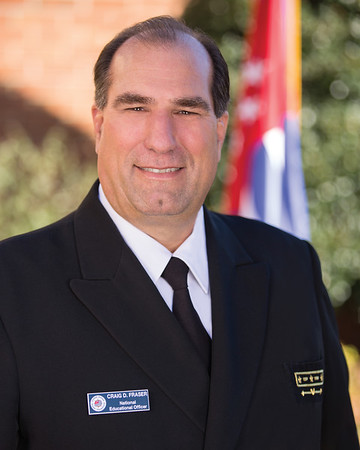 Craig D. Fraser National Educational Officer