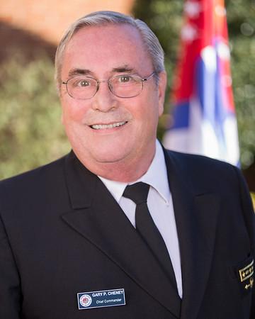 Gary P. Cheney Chief Commander