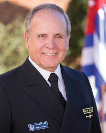 Luis Ojeda Past Chief Commander