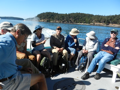 Board trip to Waldron August 2016