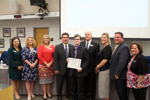 10-15-2015 Board Recognition Photos