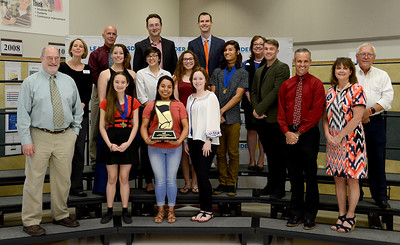 Leander High School Color Guard, recognized for winning the Texas Color Guard Circuit State Championship and the Winter Guard International World Championship. LHS Color Guard representatives include Ariadna Alvarado, Aiden Cornelius, Ashley Curr, Elizabeth Earthman, Danielle Emmond, Natalie Snyder, Beatrice Summers, Olivia Vestal, Bryan Estrada, Jaida Simental. The LHS Color Guard is led by Director Will Callaway.