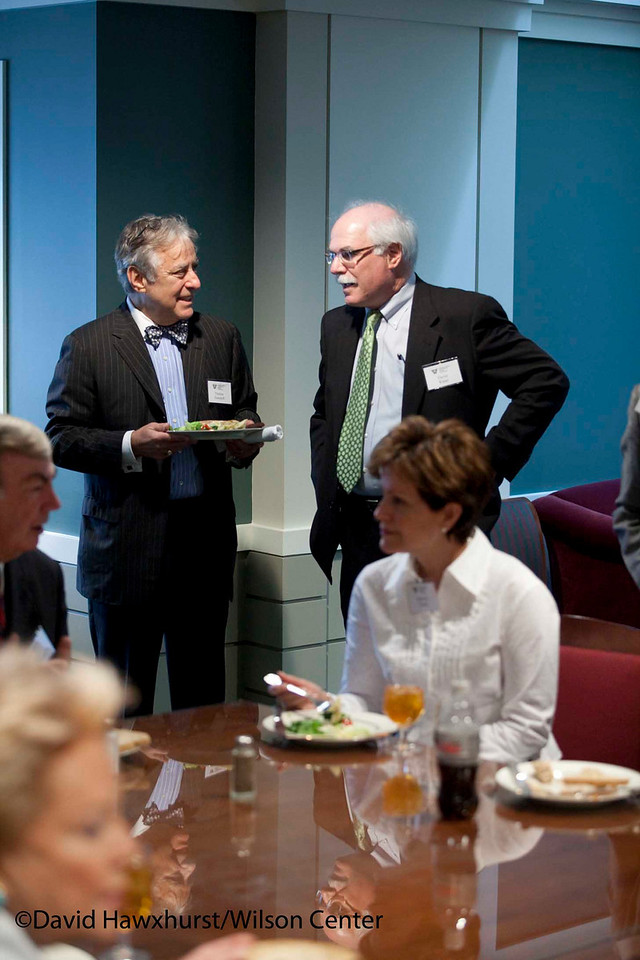 Board, Council and Alliances Luncheon<br /> <br /> Speaker(s): Kent Hughes, David Klaus