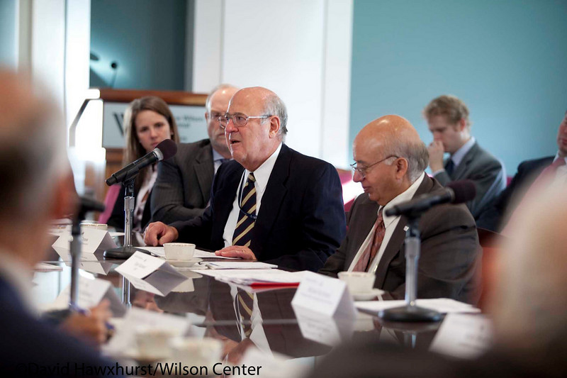 Business Round Table<br /> <br /> Speaker(s): Bob Hathaway, U.S.-India Business Executives