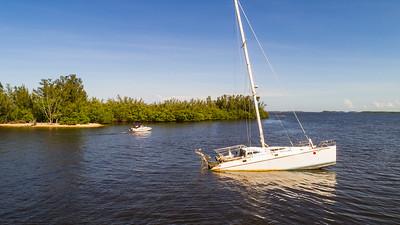 Sunken Catamaran - July 2018-137