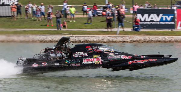 Lucas Oil Drag Boats - Diamond Nationals 2016