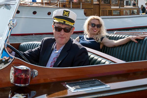 Newport Harbor Vintage Wooden Boat Festival