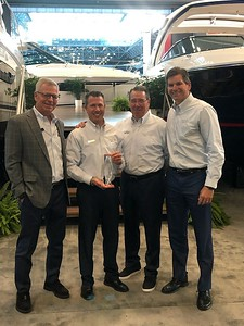 Larry Russo, Jr. Celebrates 35 Years in the Boating Industry